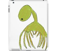 The Green Creature iPad Case/Skin