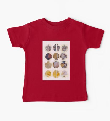 Multifaceted No.4, Stones and Roses (Light, Time & Facade Series) Baby Tee