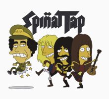 Simpsons - Spinal Tap T-Shirt