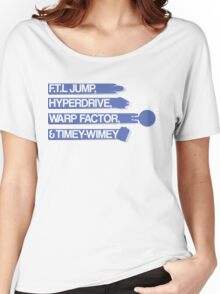 Space Ways Women's Relaxed Fit T-Shirt