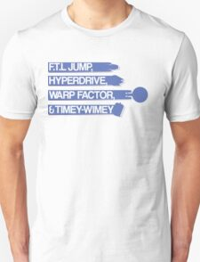Space Ways T-Shirt