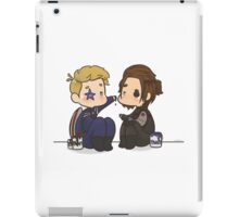 Stucky painting iPad Case/Skin