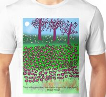 This Chemo Is Good For Your Eyes, by Roger Pickar, Goofy America Unisex T-Shirt