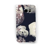 Marbled Patchwork Brush Strokes Samsung Galaxy Case/Skin