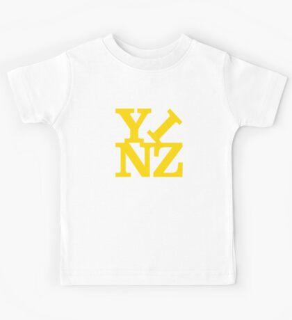 Yinz Kids Tee