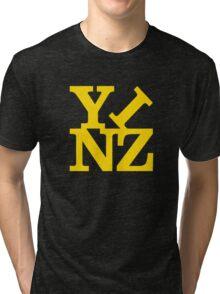 Yinz Tri-blend T-Shirt