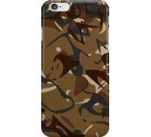 Abstract Camo_1 iPhone Case/Skin