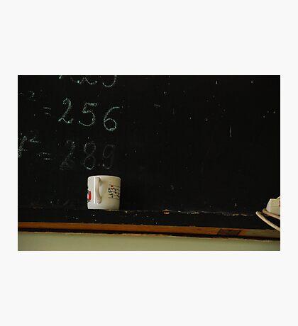 School Photographic Print