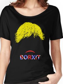 Borxit or possibly Borxat Women's Relaxed Fit T-Shirt