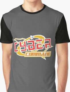 Cyber Command - Carousel of Progress Graphic T-Shirt