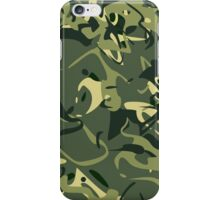 Abstract Camo_2 iPhone Case/Skin