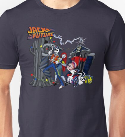 Jack To The Future Unisex T-Shirt