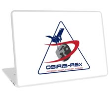 OSIRIS REx Science Team Logo Laptop Skin