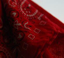 Red Bandana by NinjaOtt3r