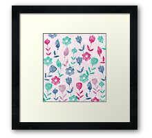 Lovely Pattern II Framed Print