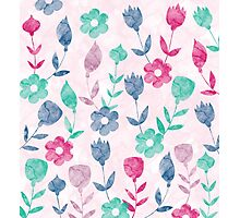 Lovely Pattern II Photographic Print