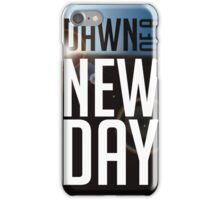 dawn of a new day iPhone Case/Skin