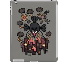 All is lost, hyperpoultry's wrath prevails iPad Case/Skin