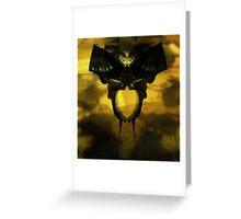 Rorschach Greeting Card