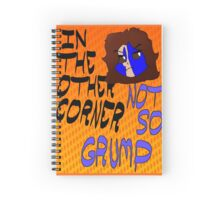 In The Other Corner Not So Grump! Game Grump VS Spiral Notebook