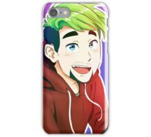JackSepticEye (Anime style) iPhone Case/Skin