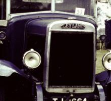Leyland Beaver Classic Vehicle: Darwin TJ 3664 Sticker