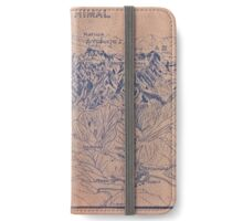 Annapurna iPhone Wallet/Case/Skin