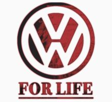 VW for life Kids Tee