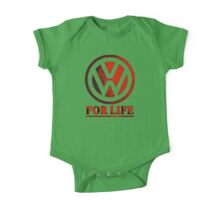 VW for life One Piece - Short Sleeve