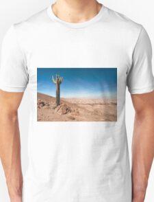Pampa Galeras, Nazca, Peru Unisex T-Shirt
