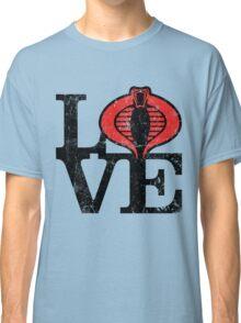 LOVE COBRA Classic T-Shirt