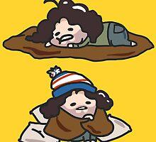 Gudetama Danny (GameGrumps) by Shuploc