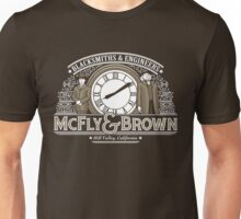 McFly & Brown Blacksmiths Unisex T-Shirt