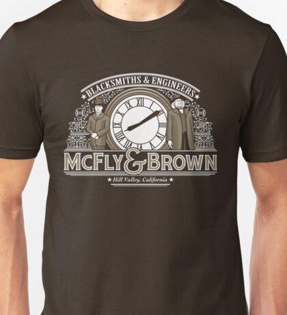 McFly & Brown Blacksmiths Unisex T-Shirt