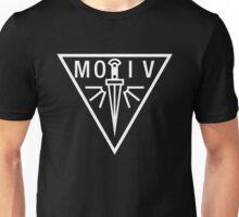 MOTIV - Flying Dagger Logo, version One Unisex T-Shirt