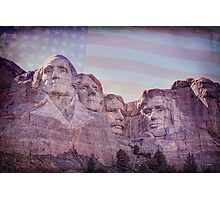 Honored Leaders Photographic Print