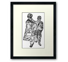 Life of Sherlock Holmes Framed Print