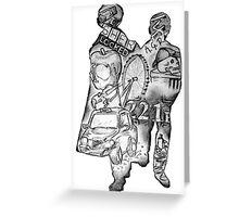 Life of Sherlock Holmes Greeting Card