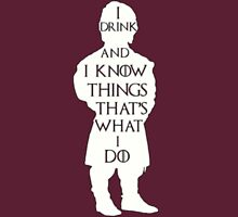 Game of Thrones - I Drink and I Know Things Classic T-Shirt