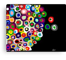future M&Ms Canvas Print