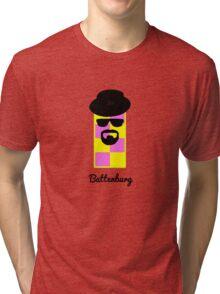 Battenburg - Breaking Bad Tri-blend T-Shirt