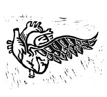 As the heart flies - keyblock by Stacie Arellano