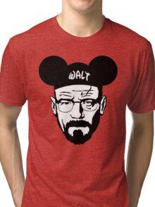 WALT MOUSE EARS Tri-blend T-Shirt
