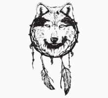 Wolf by Paulius Kuprescenka