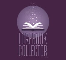 Lorebook Collector Unisex T-Shirt