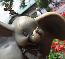 Dumbo and Timothy Mouse by MFleming