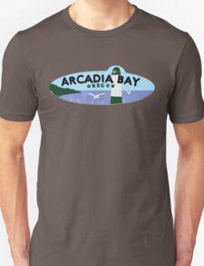 Life is strange Arcadia Bay Oregon Unisex T-Shirt
