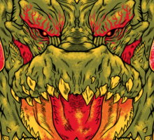 Hunting Club: DevilJho Sticker