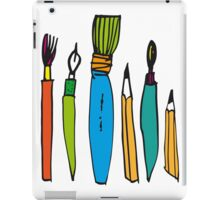 I like painting iPad Case/Skin