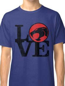 LOVE THUNDERCATS Classic T-Shirt